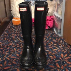 EUC hunter boots